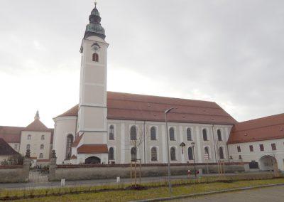 Kloster Attel, Kreuzgang