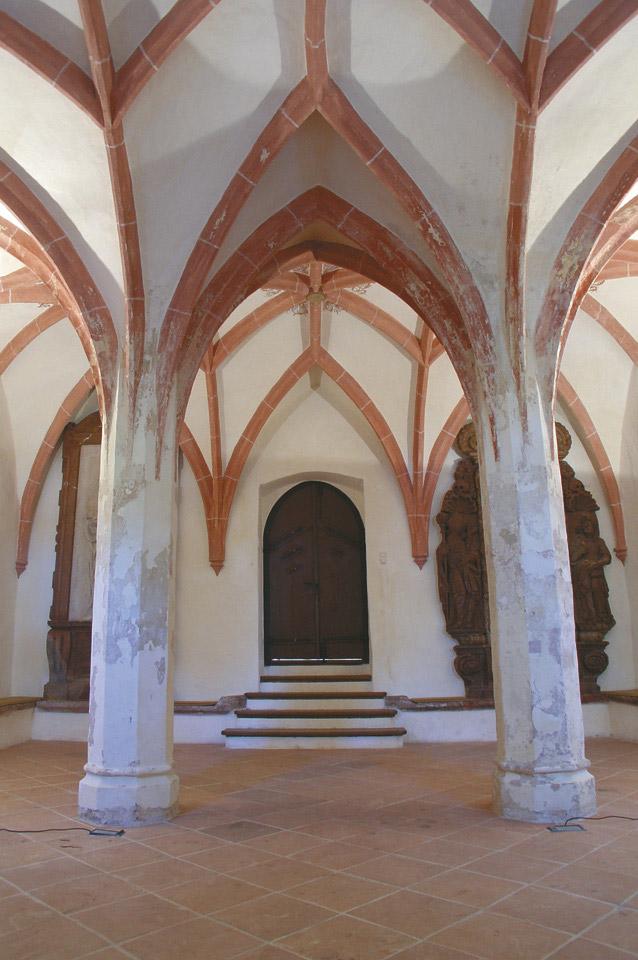 Kloster Seeon, Kapitelsaal