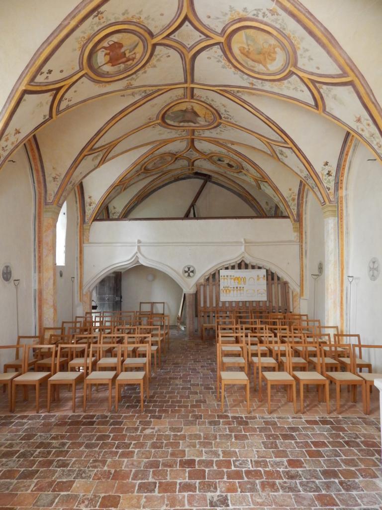 Kapelle St. Walburgis, Seeon