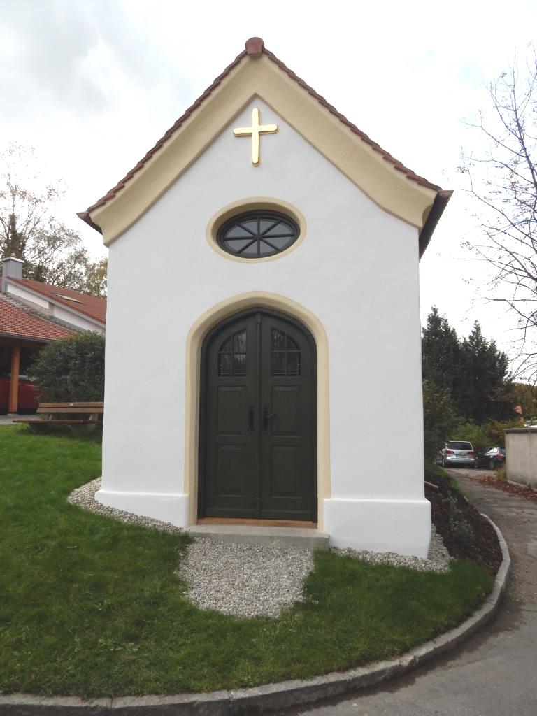 Meindl-Kapelle in Isen