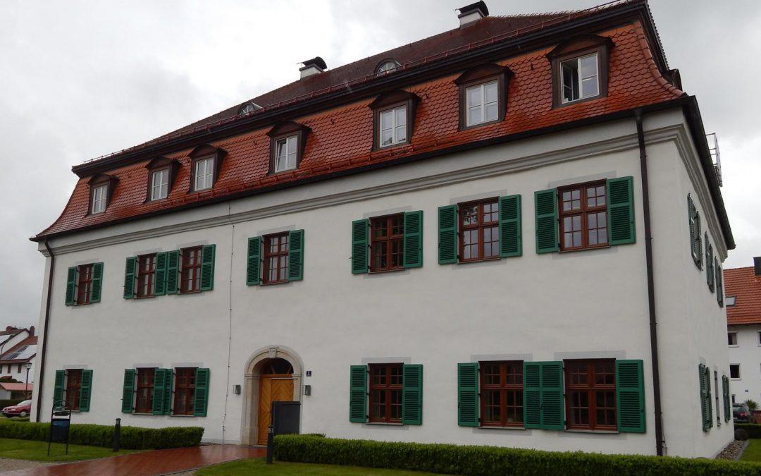 Rathaus in Mauern